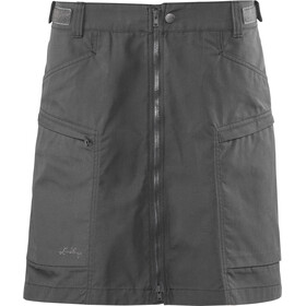 Lundhags Tiven Skirt Dame charcoal